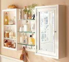 bathroom wall mounted storage cabinets. Bathroom Decoration Using White Wood Glass Shelf Storage Cabinet Wall Mount Including Soft Mounted Cabinets T