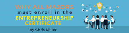 Why All Students Must Enroll In The Entrepreneur Certificate Umsl
