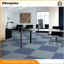 office tile flooring. Commercial Usage Office Floor 100% PVC Carpet Tiles; Tufted Loop Pile PVC/Bitumen Backing Tiles Indoor Home Tile Flooring