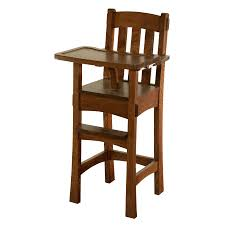 amish mission style high chair yahoo search results