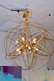 new chandelier