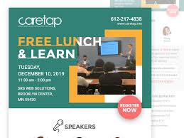 Seminar Design Template Seminar Email Template By Sreeju R On Dribbble