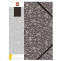 <b>Блокнот LEGO</b> 51668 А4 (96 <b>листов</b>), серый — <b>Блокноты</b> ...
