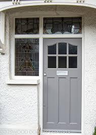 1930 s external front door with
