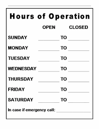 printable store hours sign business hours sign template 467241556 o business hours sign