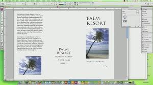 How To Make Travel Brochure How To Design A Travel Brochure