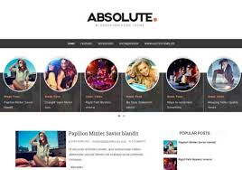 Blogger Templates 2020 Absolute Ads Ready Blogger Template 2020 Sabmera