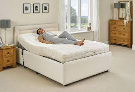 The Adjust4sleep Adjustable Bed Electric Adjustable Mobility Bed