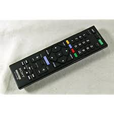 sony tv remote rm yd005. sony oem original part: 1-492-065-11 tv remote control rm sony tv rm yd005