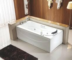 ... Bathtubs Idea, Freestanding Jetted Tub Freestanding Tub Home Depot  Freestanding Rectangular Jetted Jacuzzi Tub With ...