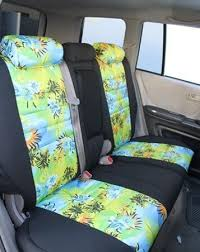 toyota highlander pattern seat covers