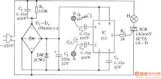 led study lamp circuit design ideas