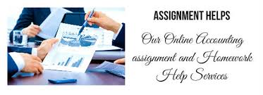 accounting assignment help we offer % off for first order accounting assignment help