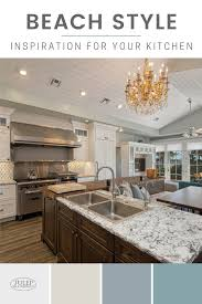 Seaside Kitchen Design Ideas Beach House Kitchen Inspiration Kitchen Decor In 2019