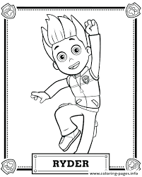 Coloring Pages Paw Patrol Free Paw Patrol Coloring Pages Paw Patrol