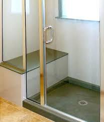 in shower seat bathtub bench seat custom bench seat in shower walk in shower with seat