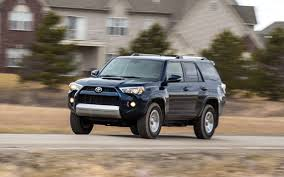 Comparison - Toyota 4Runner SR5 Premium 2016 - vs - Dodge Journey ...