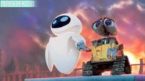 Tóm Tắt Phim: RÔ-BỐT BIẾT YÊU - WALL-E   Review Phim Plus P(15) - YouTube