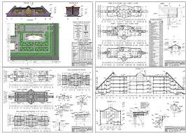 Курсовые и дипломные проекты общественное здание скачать dwg  Дипломный проект Районная публичная библиотека г