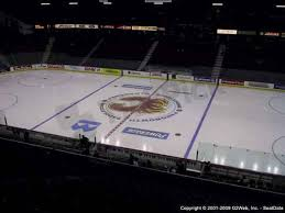 Scotiabank Saddledome Seat Views Section By Section