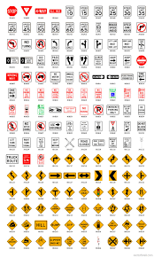 american traffic signs and meanings. Fine American Road Signs  USA Traffic American  Sign US Highway Signs Source Vectorforall Httpygraphcomchart2028 And Meanings