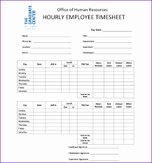 Sample Timesheets For Hourly Employees Sample Timesheets For Hourly Employees Under Fontanacountryinn Com
