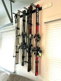 garage ski storage snowboard rack home depot for diy