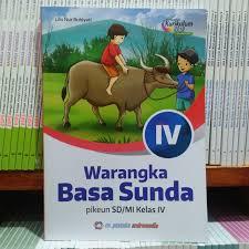 Kucing belang = kucing, bel, uang. Buku Warangka Basa Sunda Sd Mi Kelas 4 Cv Pustaka Andromedia Lazada Indonesia