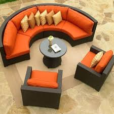 burnt orange furniture. Delighful Orange Burnt Orange Furniture Patio Cushions Best Images On Decks  Backyard Accent Chairs Throughout I