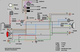 chopper bobber wiring diagram wiring diagram chopper wiring diagram club forums