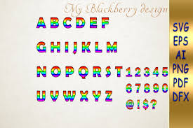See web technology for developers. Gay Pride Lgbt Font Graphic By Talanpluss Creative Fabrica
