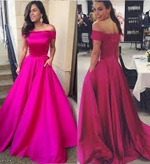 Image result for hot pink gown