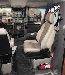 sprinter swivel seat adapters