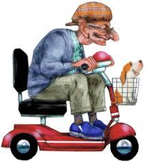 Image result for old man hunts for car gif