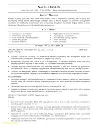 Property Manager Resume Templates New Nice Assistant Resident