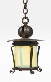 gustav stickley lantern 1905 more craftsman lightingantique