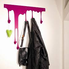 Cool Coat Racks Wall Impressive 32 Coolest DIY Wall Hook And Coat Rack Ideas Home Design And Interior