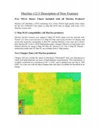 Maxsea Version 12 5 Web Primer Furuno Usa