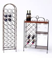 Wine Storage is a must for nearly every home, and we carry many useful  ideas ranging from table or counter top units that hold seven to ten  bottles, ...