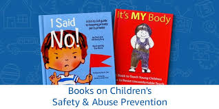 books on children s safety abuse prevention