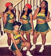 Image Result For Bring It On Clovers Costume | Halloween ! | Halloween  Costumes, Group Halloween Costumes, Group Halloween