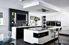 Small Picture Unique White Kitchen Design 2015 With Beautiful Lights G Decorating