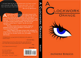 a clockwork orange book cover list of cultural references to a clockwork orange