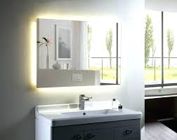 bathroom mirrors with led lights. Amazing Bathroom Mirror Trends With Led Lights Back Lighted  Mirrors Also Picture Lighting Vanity Bathroom Mirrors With Led Lights O
