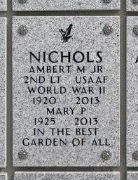 Mary Priscilla Nichols (1925-2013) - Find A Grave Memorial