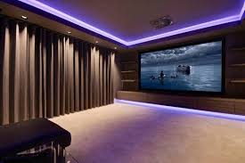 Home Theatres Designs New Decorating Design