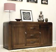 dark wood furniture. Beautiful Wood Image Is Loading Shirosideboardlargelivingdiningroomsolidwalnut Inside Dark Wood Furniture L