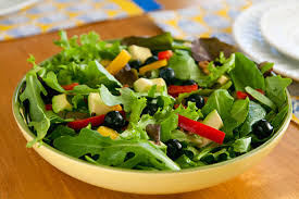 simple mixed green salad. Brilliant Simple To Simple Mixed Green Salad W