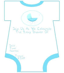 Free Templates For Invitations Printable Baby Shower Invitation Templates For Boy Free Printable Invitations