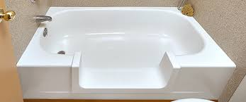 our revolutionary easy step tub conversion reduces slip and fall accidents for thousands less than walk in safety tubs